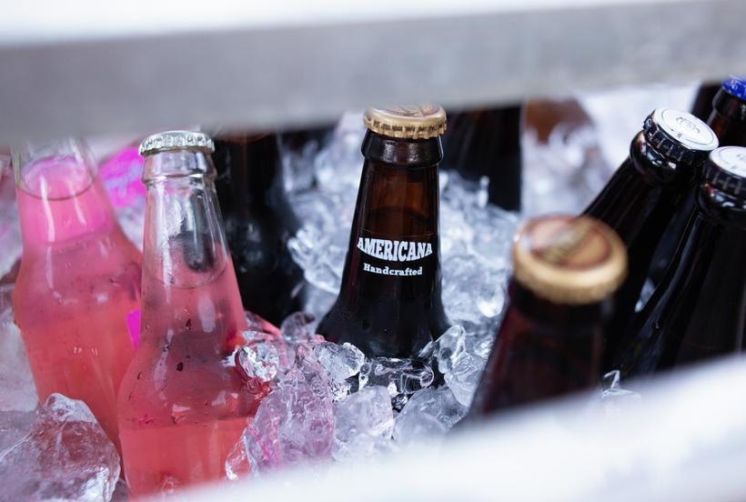 Le bar dans le frigo – une option supplémentaire qui n'est pas tout