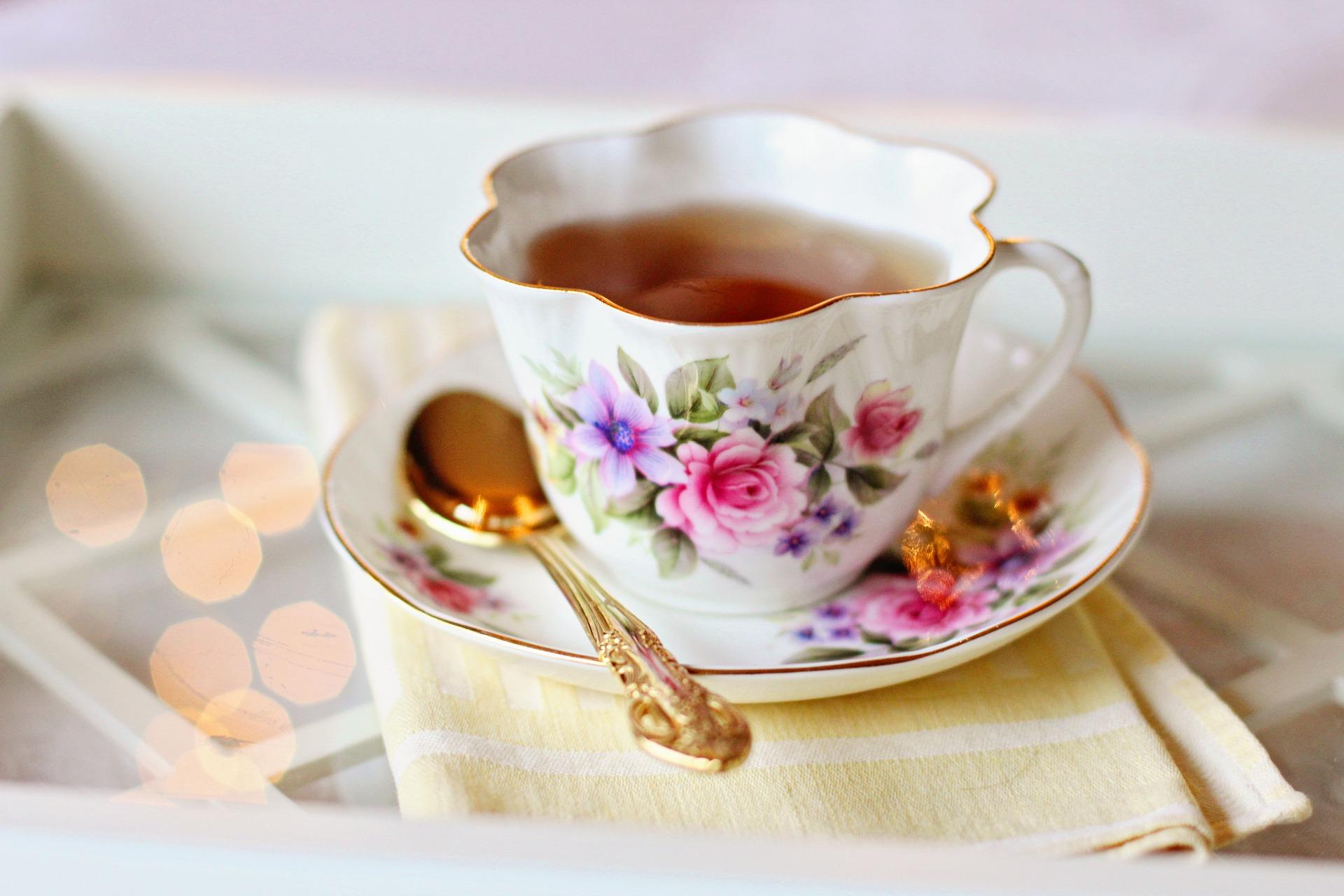 Le thé infusé au cbd 1
