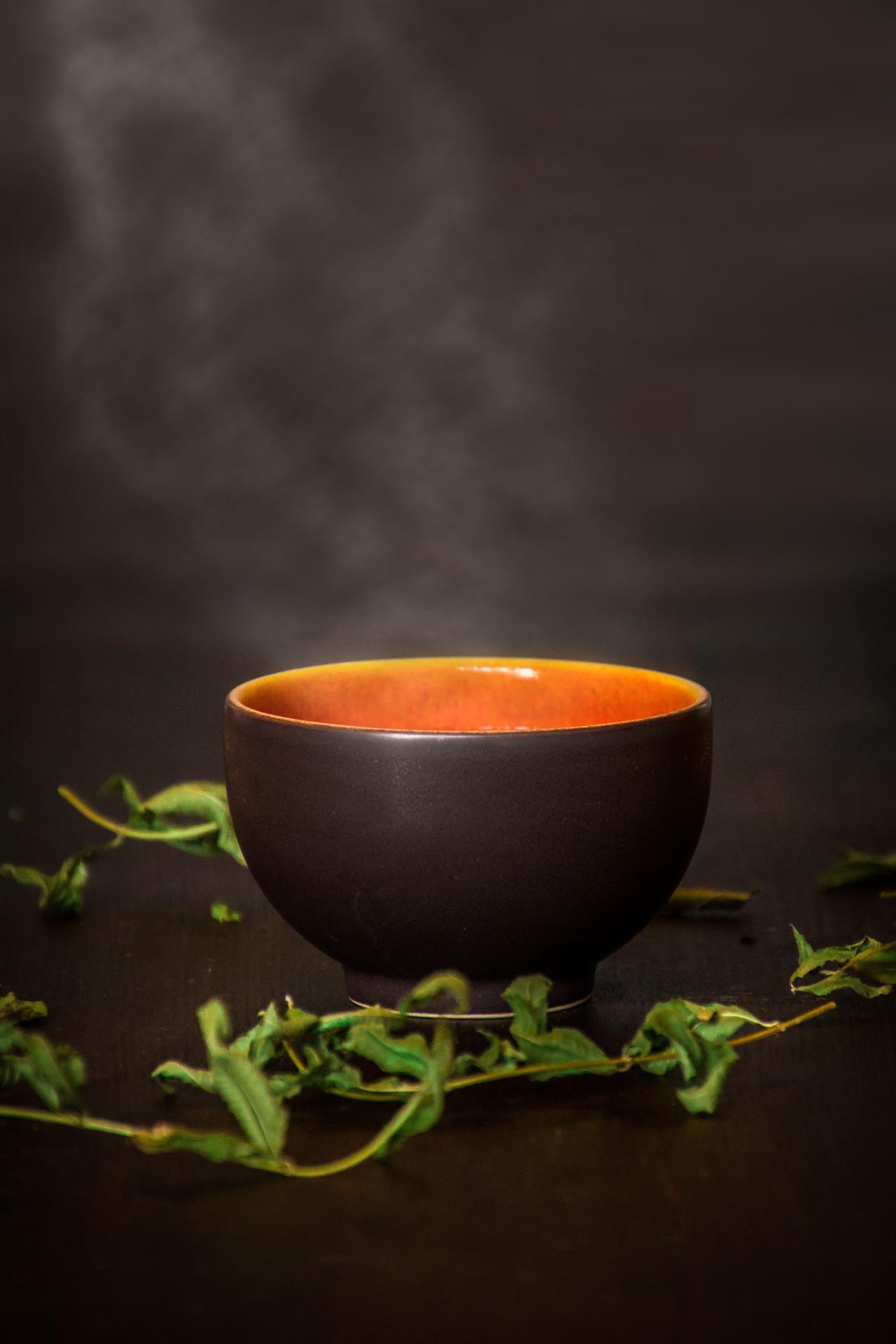 Le thé infusé au cbd 2